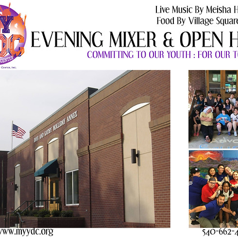 Holiday Mixer and Open House at the YDC!