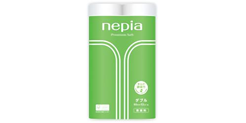 ネピア プレミアムソフト 12ロール ダブル 30m 無香料