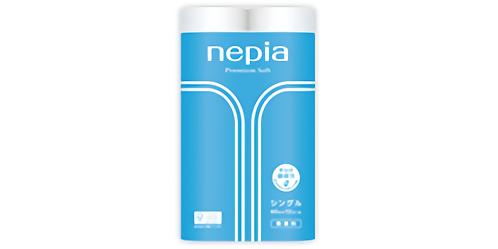 ネピア プレミアムソフト 12ロール シングル 60m 無香料