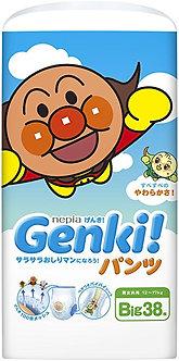 ネピア Genki! パンツ Bigサイズ 38枚