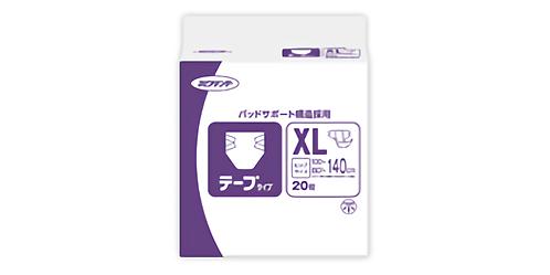 ネピアテンダー テープタイプ XLサイズ 20枚