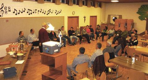 Pfarreiversammlung