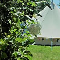 Brook Cottage - Garden 4 - Bell Tent.JPG