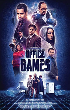 THE OFFICE GAMES