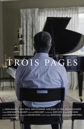 TROIS PAGES