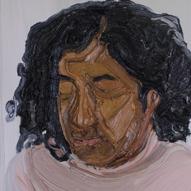 Portrait of Paloma No.3