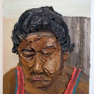 Portrait of Paloma No.2