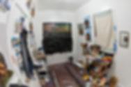 West end of studio