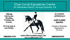 Ellen Corob Equestrian