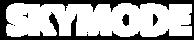SkyMode Logo White