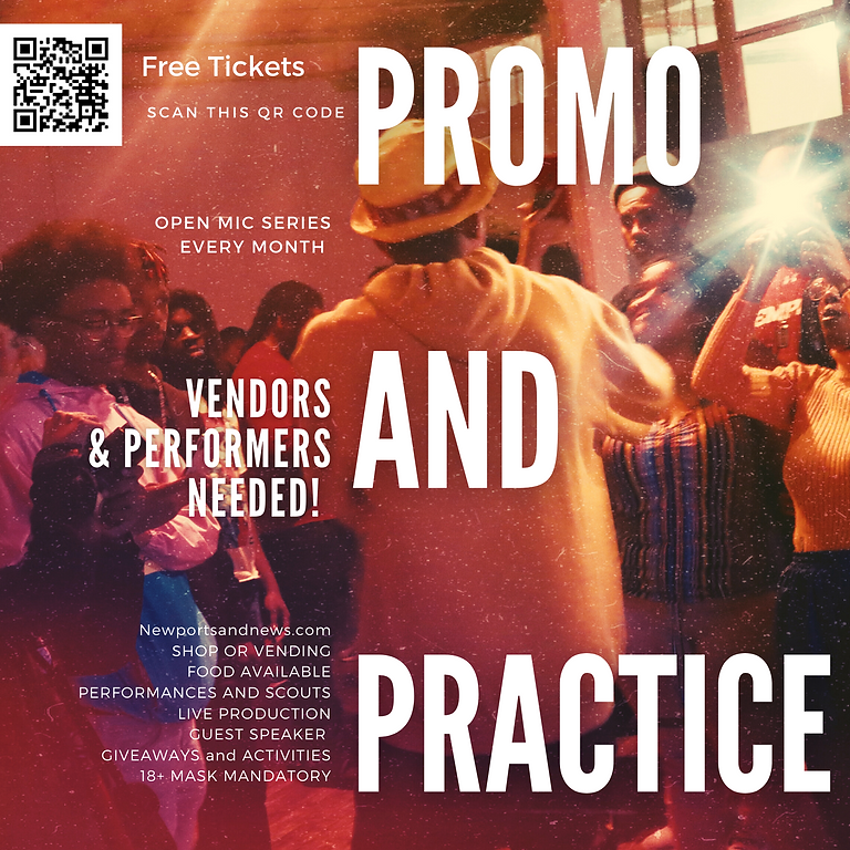 Promo & Practice Hosted by Altruistic Vision