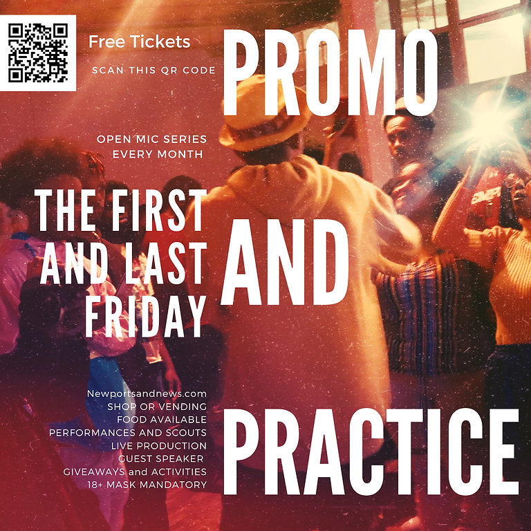 Promo & Practice Live with Newports and Music