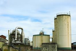Rundown refinery facility