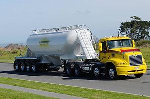 Trucking Company, Tanker Truck