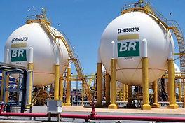 Refinery Silos