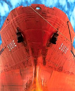 Rusting Hull