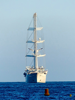 Research Sailing Vessel