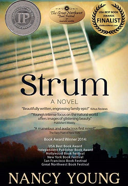Strum cover w Review & Medals.jpg