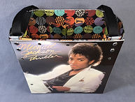 Michael Jackson Thriller Tote