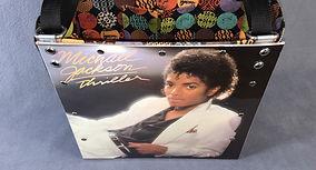 Micheal Jackson Thriller Tote
