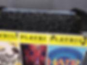Sandy Tote with twelve Playbills