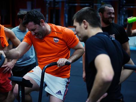 Préparation physique pour les Rugbymen