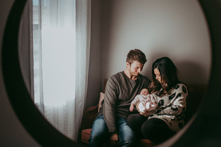 EMERSYN | LLOYDMINSTER FAMILY PHOTOGRAPHER | IN HOME SESSION