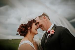 LLOYDMINSTER WEDDING PHOTOGRAPHER | JEANETTE AND MICHAEL