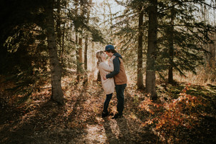 RIVIERA AND SKYLER | LLOYDMINSTER COUPLES PHOTOGRAPHER