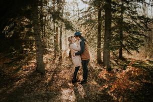 RIVIERA AND SKYLER | LLOYDMINSTER COUPLES PHOTOGRAPHER