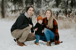 LLOYDMINSTER FAMILY PHOTOGRAPHER | THE FOLEY FAMILY