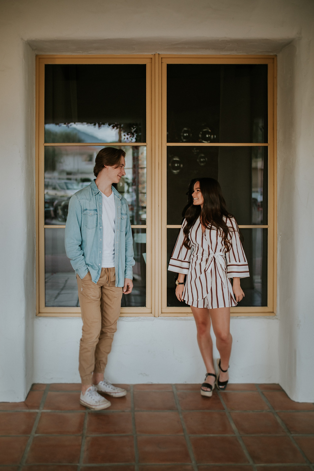 Palm Springs Couples Session - Sarah Thorpe Photography