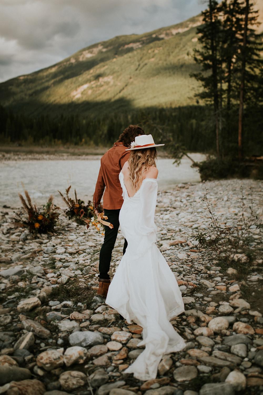 GOLDEN, BC | ELOPEMENT  PHOTOGRAPHER