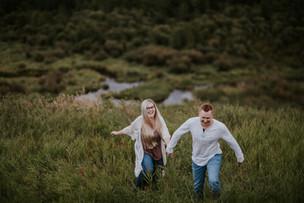 LLOYDMINSTER COUPLES PHOTOGRAPHER | HALEY AND DANE