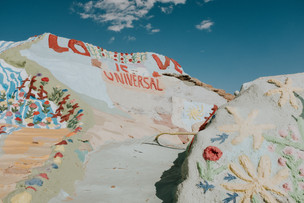 SALVATION MOUNTAIN | SLAB CITY