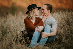 BRYCE AND BRYNN | VERMILION COUPLES PHOTOGRAPHER