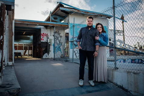 KATIE AND LEVI | SALTON SEA COUPLES PHOTOGRAPHER