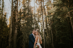 SUMMER AND KELLAN PART TWO | EDSON, AB | WEDDING PHOTOGRAPHY