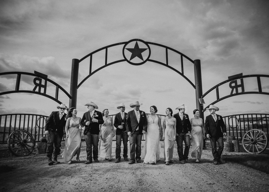 Sarah Thorpe Photography is a Lloydminster Wedding Photographer.