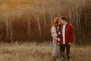LLOYDMINSTER COUPLES PHOTOGRAPHER | DARIN & JORDAN