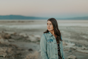 SUNSET PORTRAIT SESSION | SALTON SEA, CA
