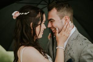 LLOYDMINSTER WEDDING PHOTOGRAPHER | TAYLOR AND MELISSA