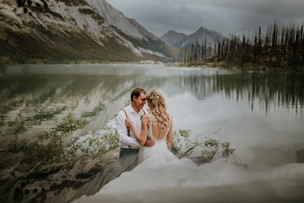 SUMMER AND KELLAN | JASPER WEDDING PHOTOGRAPHER