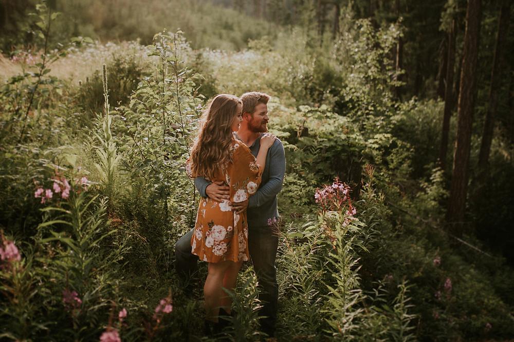 KELOWNA COUPLES PHOTOGRAPHER