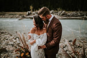 MICHAEL AND CATHERINE | GOLDEN BC ELOPEMENT PHOTOGRAPHER