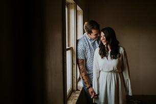 LLOYDMINSTER COUPLES PHOTOGRAPHER | TY AND ADRIANNA