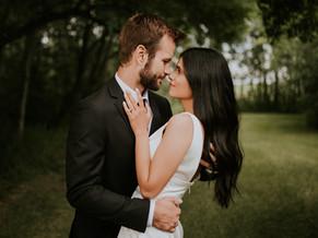 LLOYDMINSTER WEDDING PHOTOGRAPHER   MITCH & EZZAH