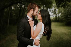 LLOYDMINSTER WEDDING PHOTOGRAPHER | MITCH & EZZAH