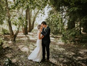 LLOYDMINSTER WEDDING PHOTOGRAPHER   PAIGE AND TANNER
