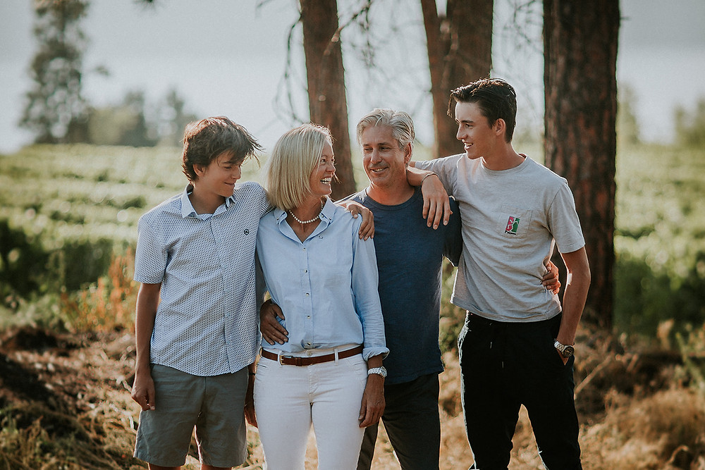 KELOWNA FAMILY PHOTOGRAPHY | EX NIHILO VINEYARDS